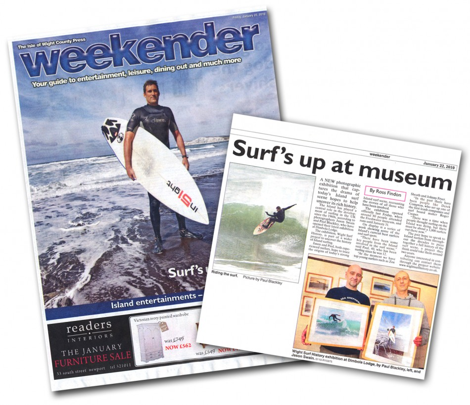 IWCP weekender cover