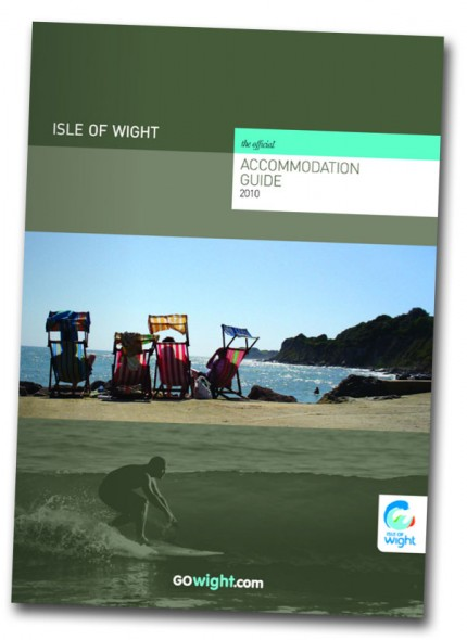 2010 ISLE OF WIGHT accommodation guide
