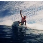 Stunning short surfing video.