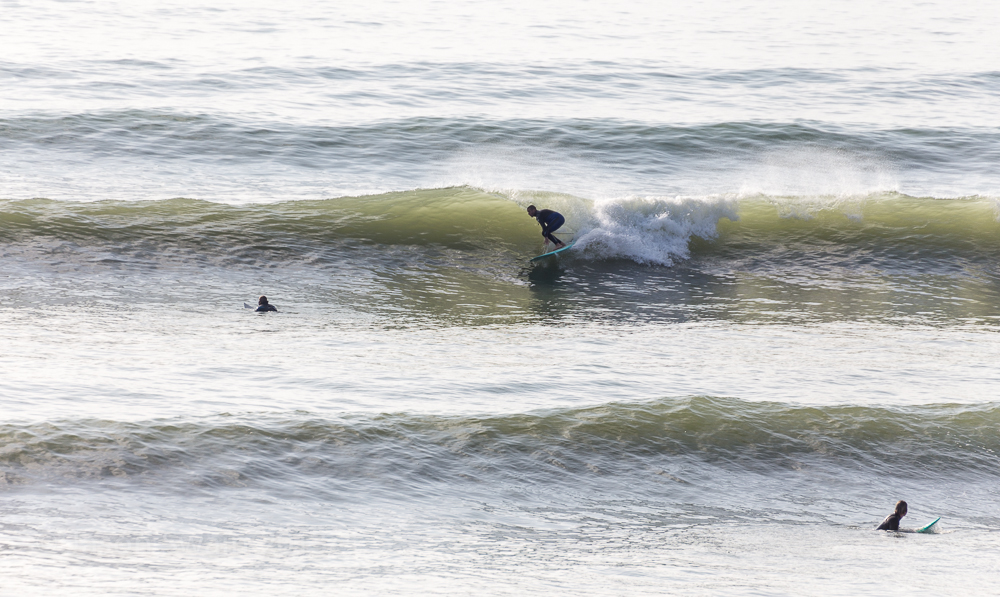 September Swells – The first swell of the 2013/14 winter surfing season on the Isle of Wight