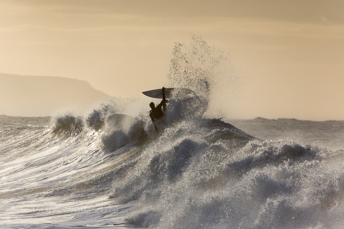Isle of Wight Surfing Gallery