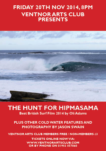 The Hunt for Hipmasama – Ventnor Arts Club