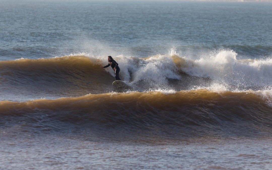 Passing the baton – October Swell