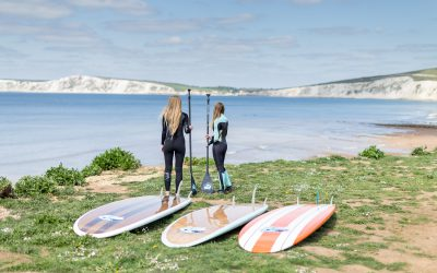 A secret affair with Stand Up Paddle Boarding