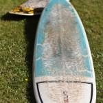 Dirty old longboards