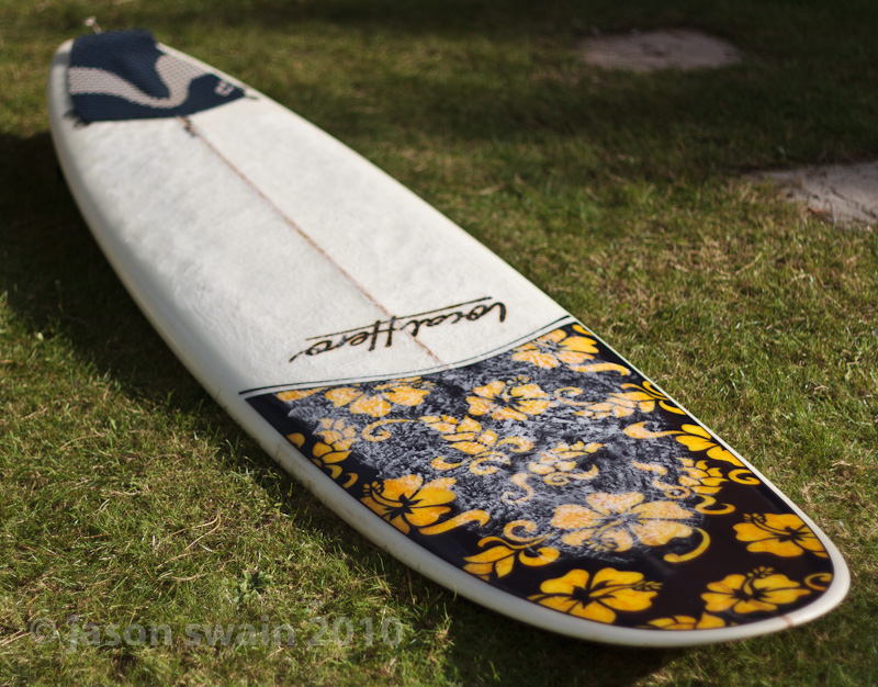 Surf kit review:  Wax buddy.