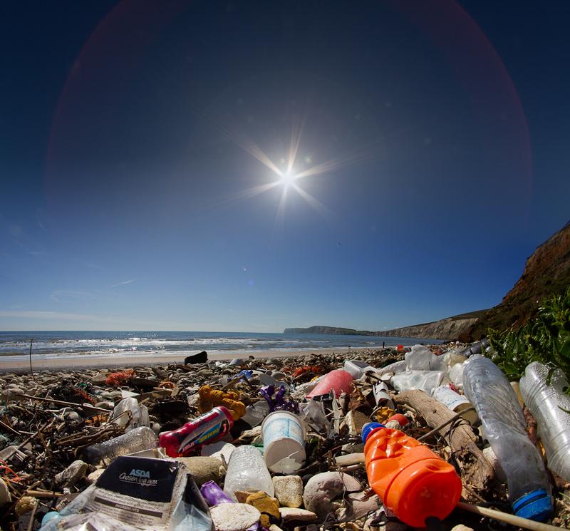 Compton Fields Beach Clean, Isle of Wight
