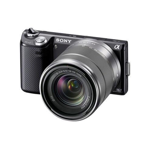 Alpha NEX Cameras