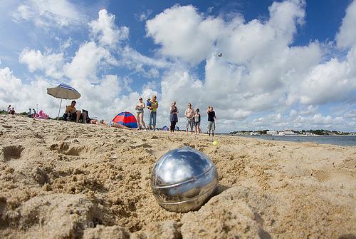 No Surf Beach Boule Monday Blues