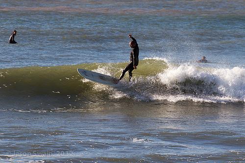 Longboarding on the Isle of Wight