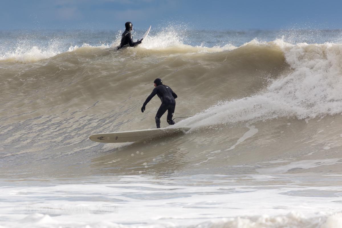 Al's last wave