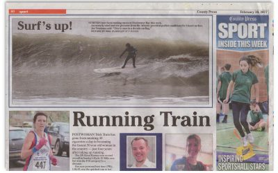 Surf's Up! Isle of Wight County Press.