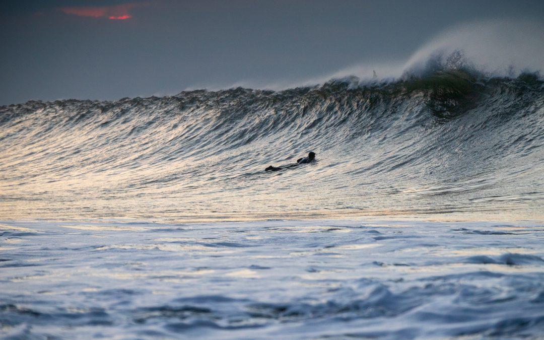 Dawn Patrol Photo Blog from Freshwater Bay.